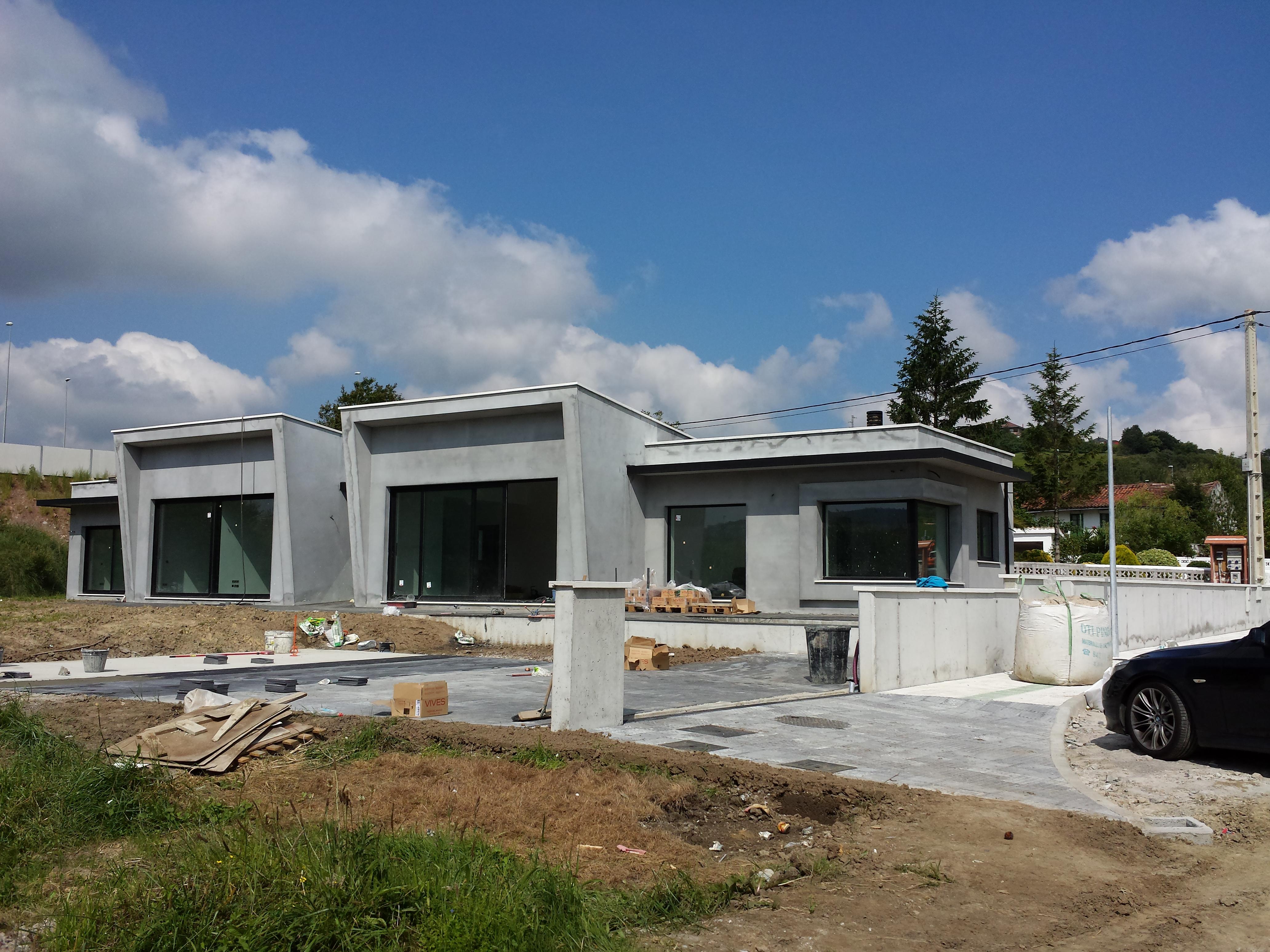 Construcci n de viviendas unifamiliares hefemar - Construccion viviendas unifamiliares ...