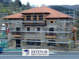 Empresas rehabilitacion integral de casas en Cantabria