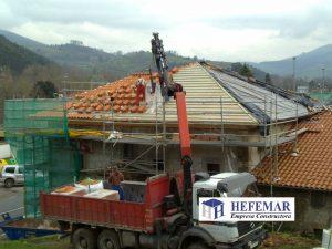 rehabilitacion cubiertas en Cantabria