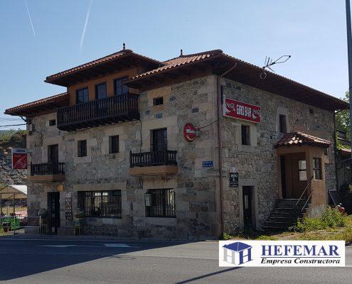 Rehabilitacion de casonas Cantabria